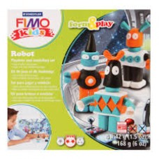 FIMO Kids - Form & Play - Robots- Nível 2