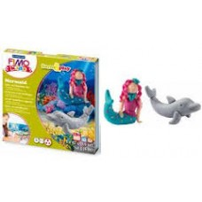 FIMO Kids - Form & Play - Sereia - Nível 3