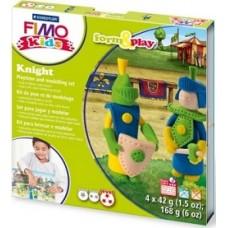 FIMO Kids - Form & Play - Cavaleiro - Nível 3