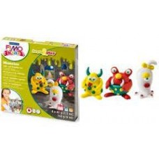 FIMO Kids - Form & Play - Monstros - Nível 1