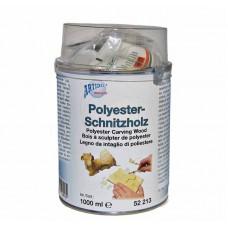 Polyester Liquido Tipo Madeira